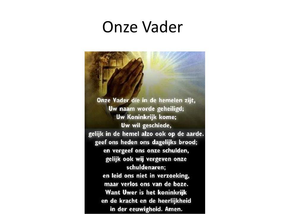 Onze Vader