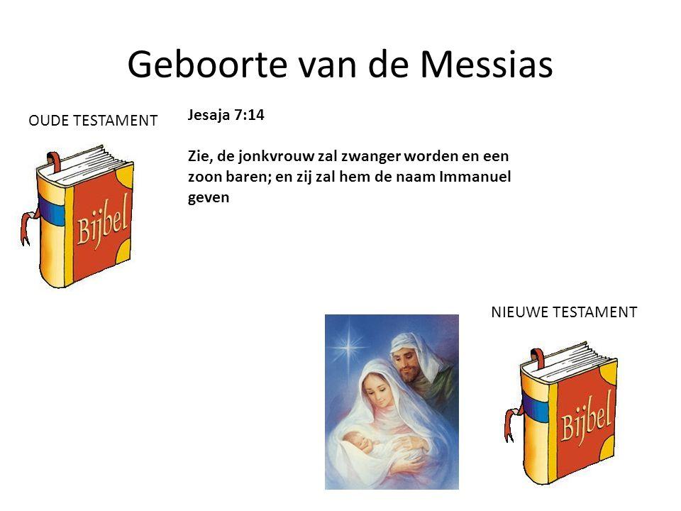 Geboorte van de Messias
