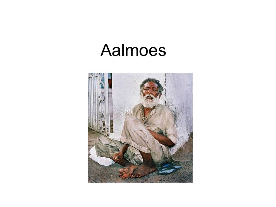 Aalmoes