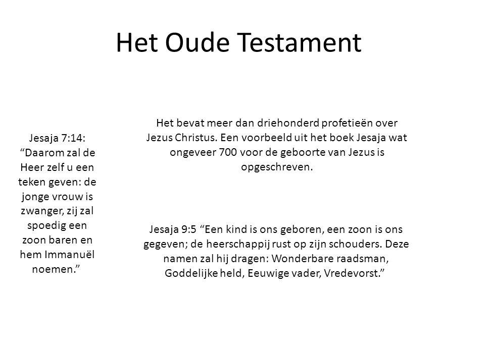 Het Oude Testament