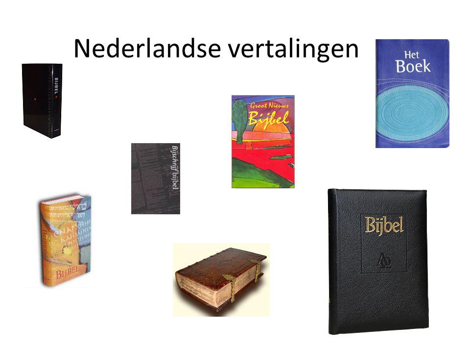 Nederlandse vertalingen