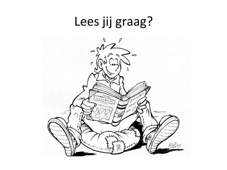 Lees jij graag
