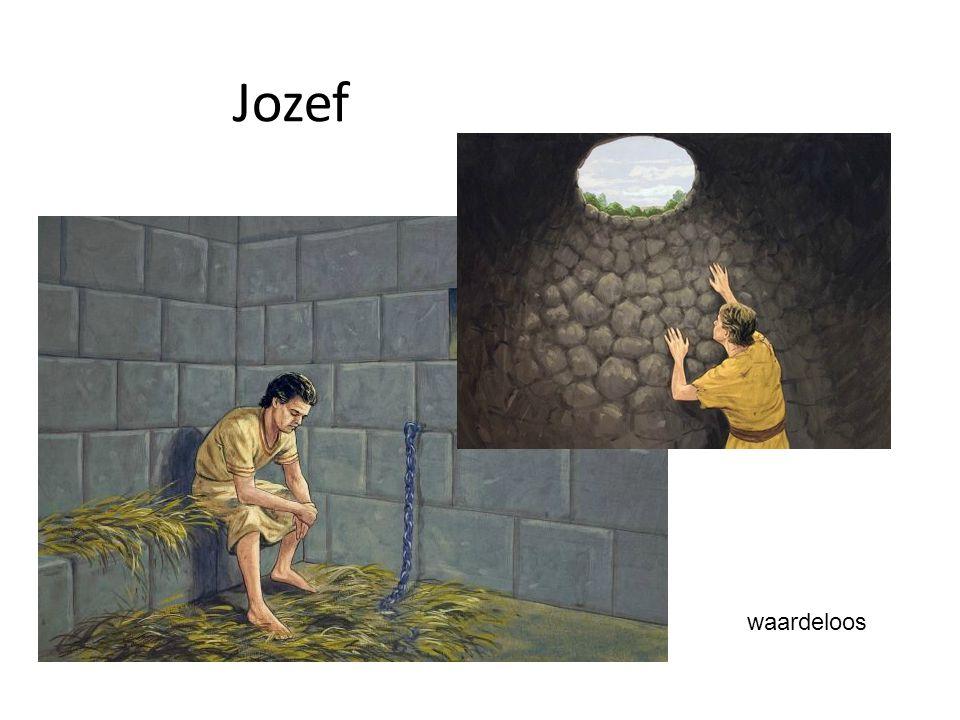 Jozef waardeloos