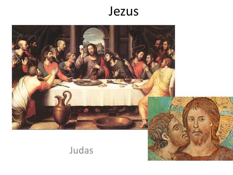Jezus Judas