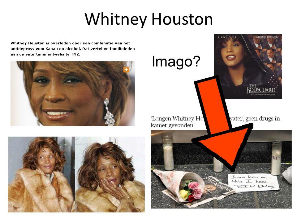 Whitney Houston Imago