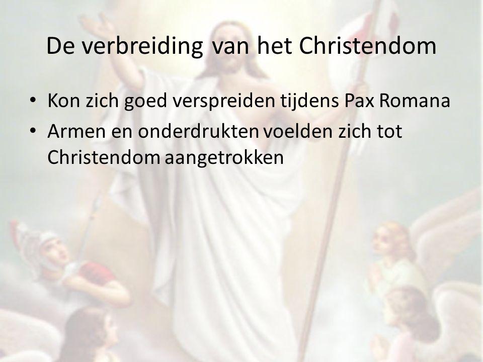 De verbreiding van het Christendom