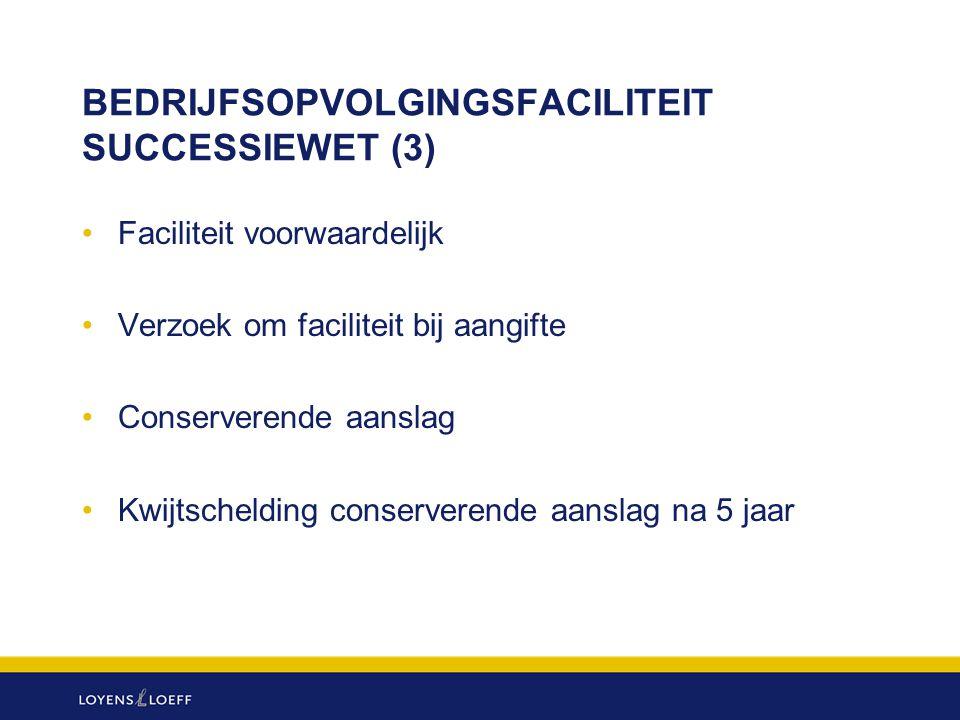BEDRIJFSOPVOLGINGSFACILITEIT SUCCESSIEWET (3)