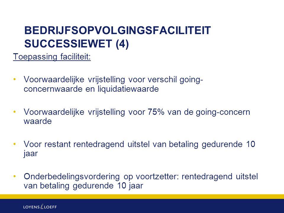 BEDRIJFSOPVOLGINGSFACILITEIT SUCCESSIEWET (4)