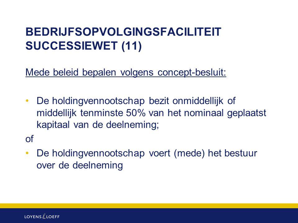 BEDRIJFSOPVOLGINGSFACILITEIT SUCCESSIEWET (11)