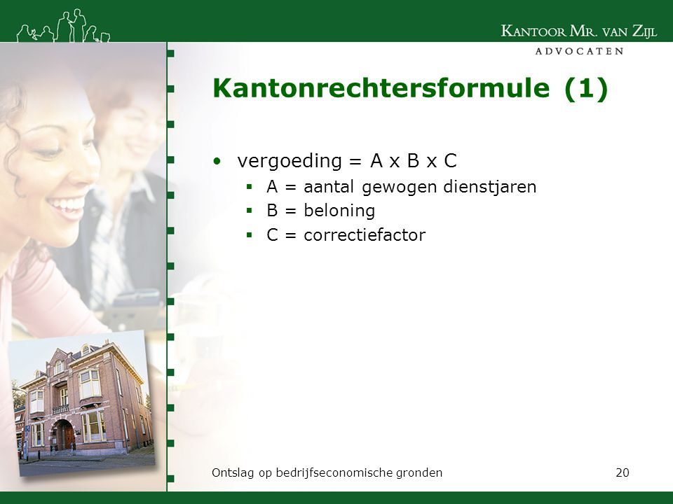 Kantonrechtersformule (1)