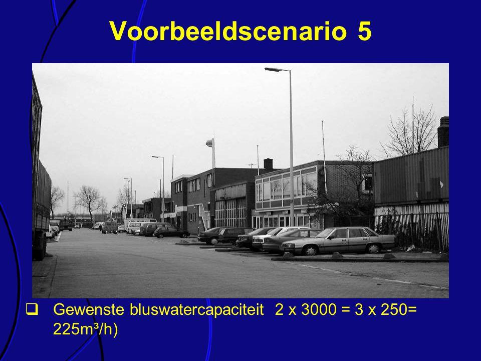 Voorbeeldscenario 5 Elk van de onderdelen van de richtlijn wordt kort toegelicht.