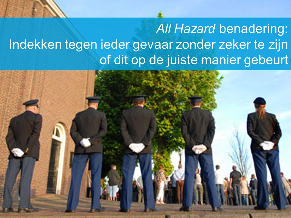 All Hazard benadering: