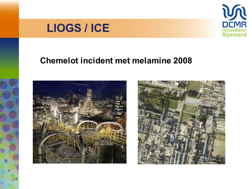 Chemelot incident met melamine 2008