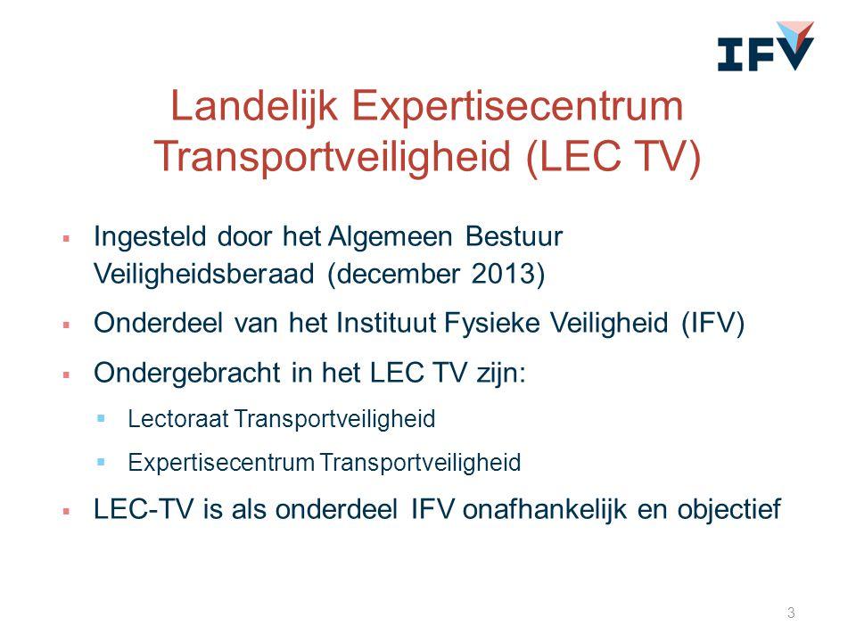 Landelijk Expertisecentrum Transportveiligheid (LEC TV)