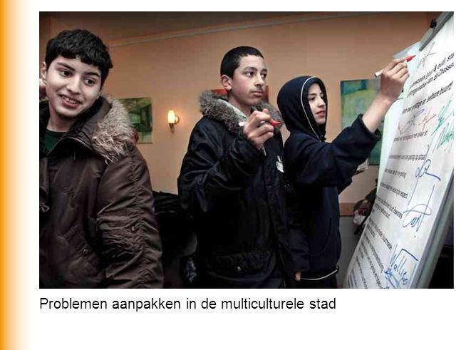 Problemen aanpakken in de multiculturele stad