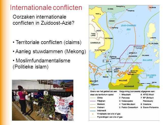 Internationale conflicten