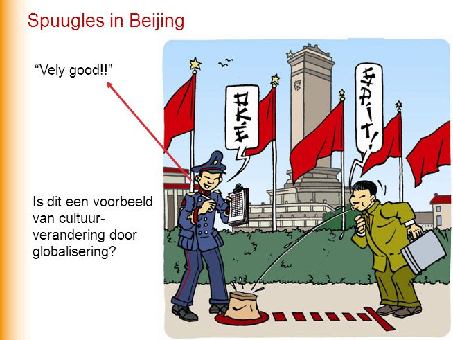 Spuugles in Beijing Vely good!!