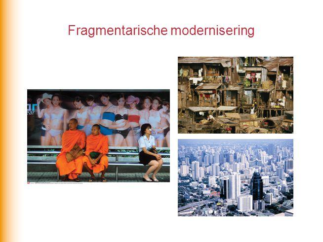 Fragmentarische modernisering