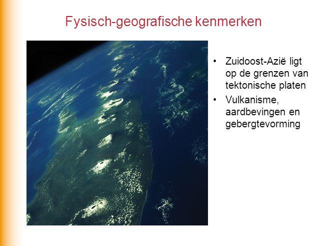 Fysisch-geografische kenmerken
