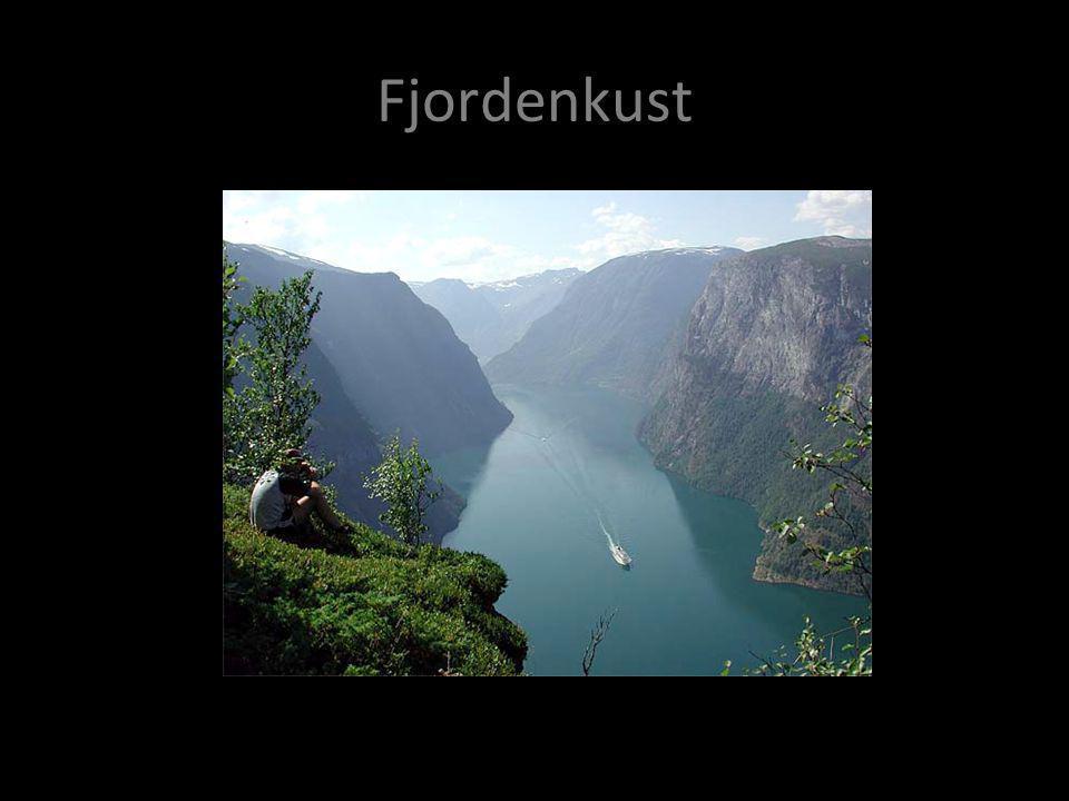 Fjordenkust
