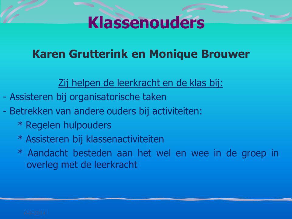 Karen Grutterink en Monique Brouwer