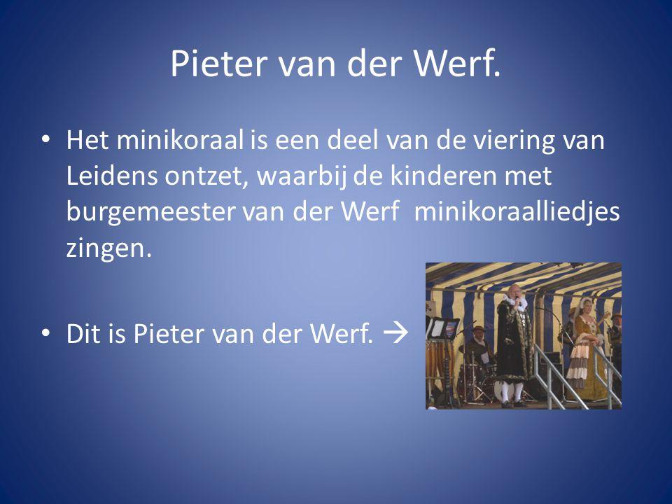 Pieter van der Werf.