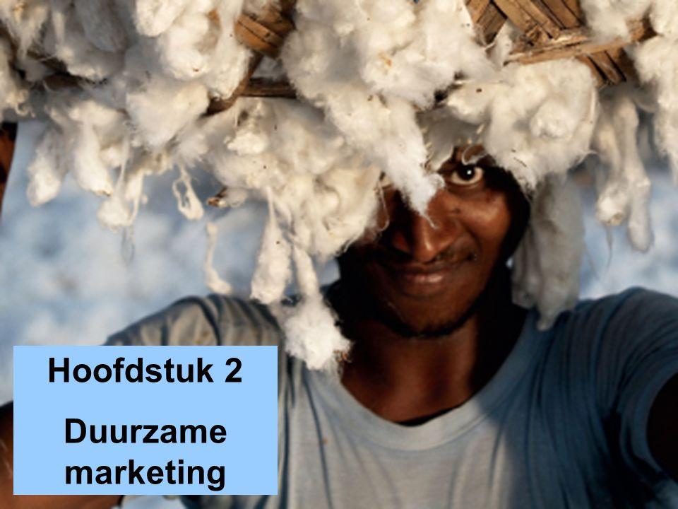 Hoofdstuk 2 Duurzame marketing