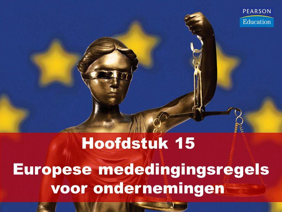 Europese mededingingsregels