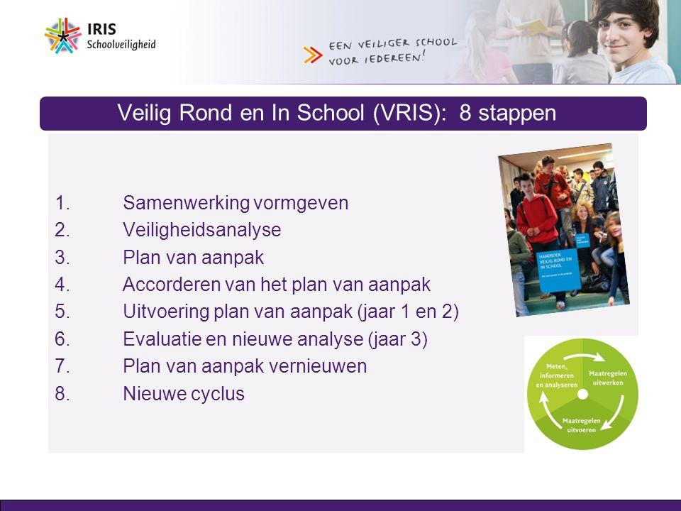 Veilig Rond en In School (VRIS): 8 stappen