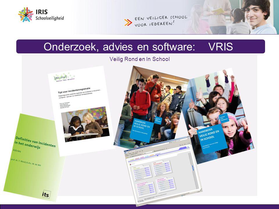 Onderzoek, advies en software: VRIS