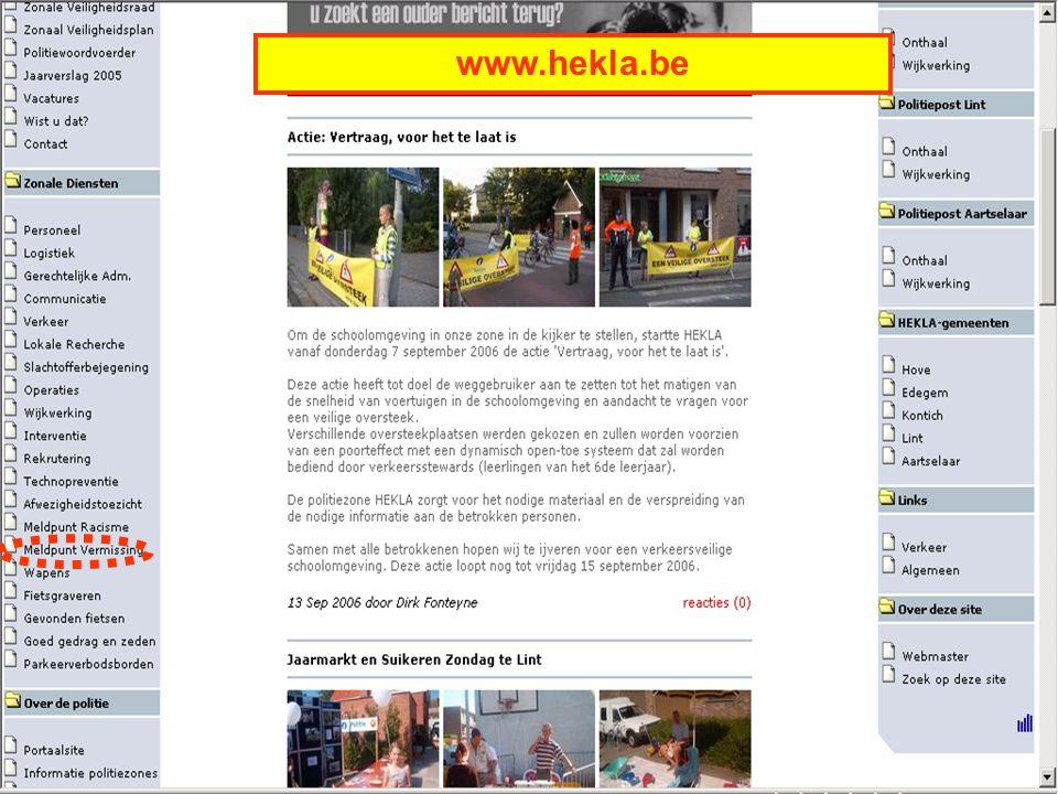 www.hekla.be www.hekla.be