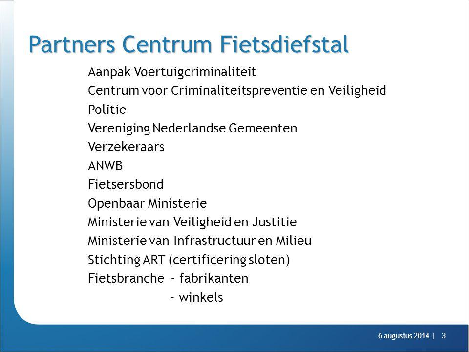 Partners Centrum Fietsdiefstal
