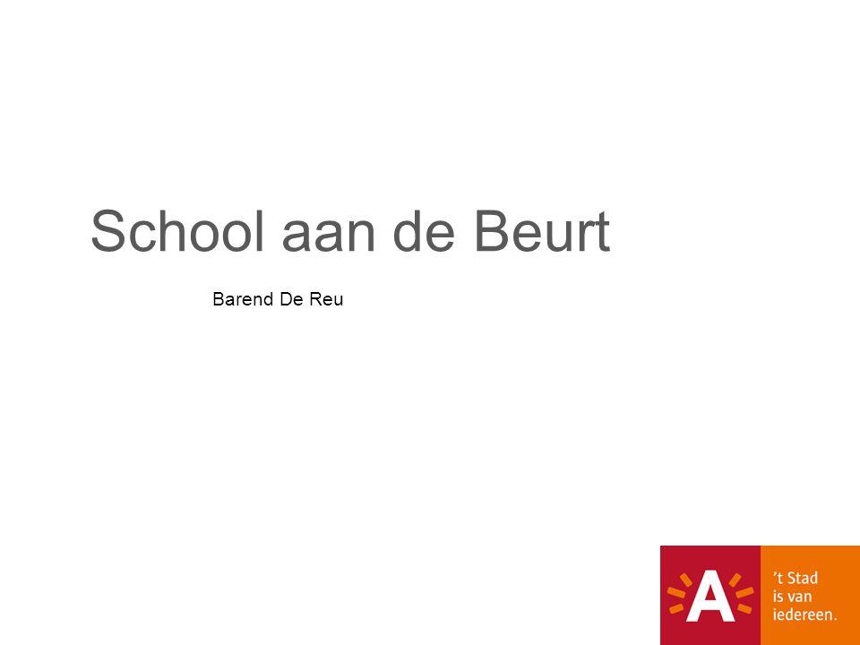 School aan de Beurt Barend De Reu