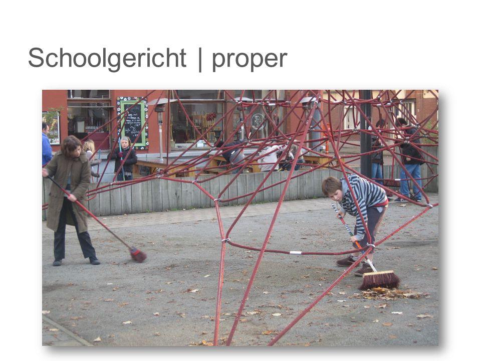 Schoolgericht | proper