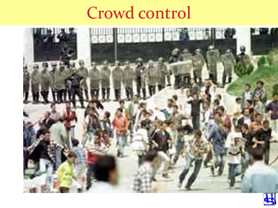 Crowd control