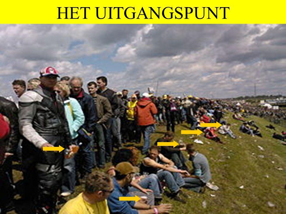 HET UITGANGSPUNT In Assen (Nederland) bestaat sinds 1925 de motorrace genaamd TT (Tourist Trophy)