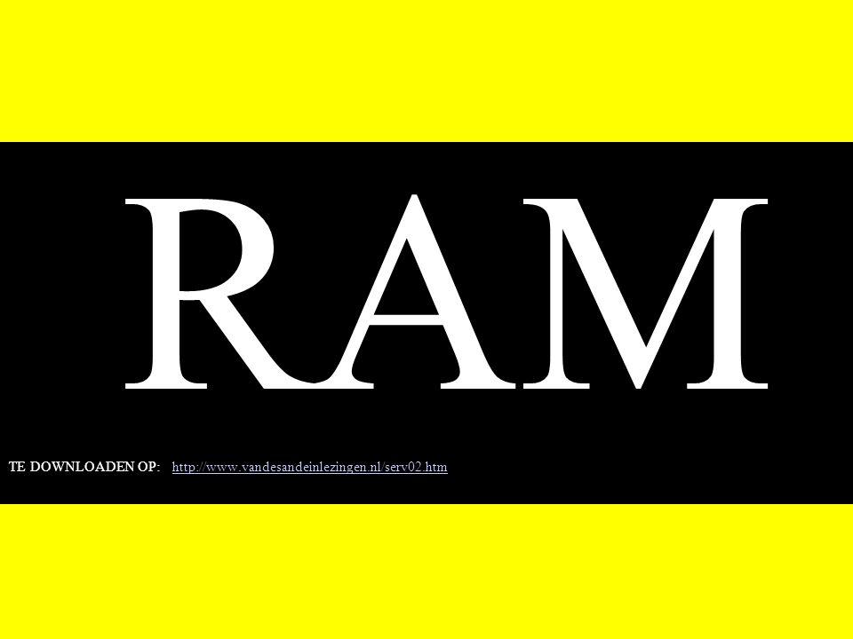 RAM TE DOWNLOADEN OP: http://www.vandesandeinlezingen.nl/serv02.htm