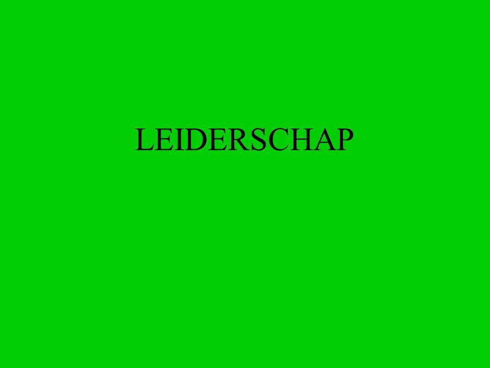 LEIDERSCHAP 16
