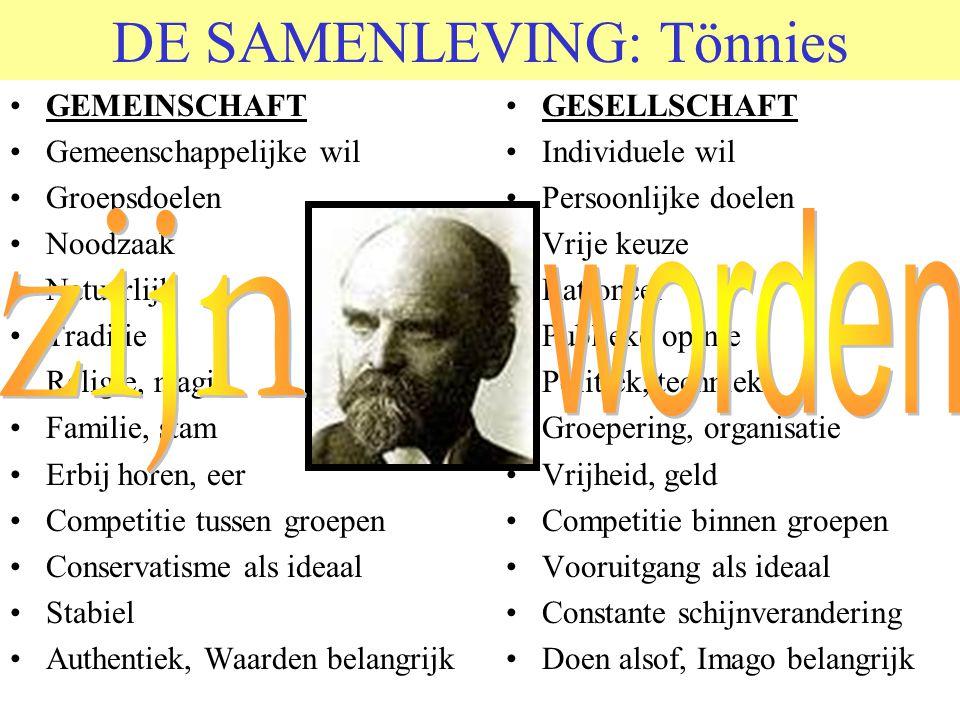 DE SAMENLEVING: Tönnies
