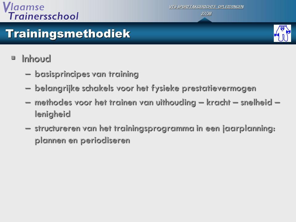 Vlaamse Trainersschool