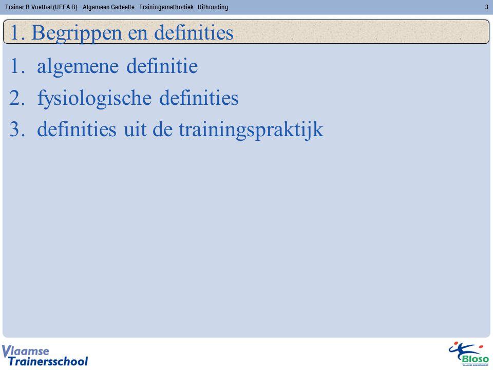 1. Begrippen en definities