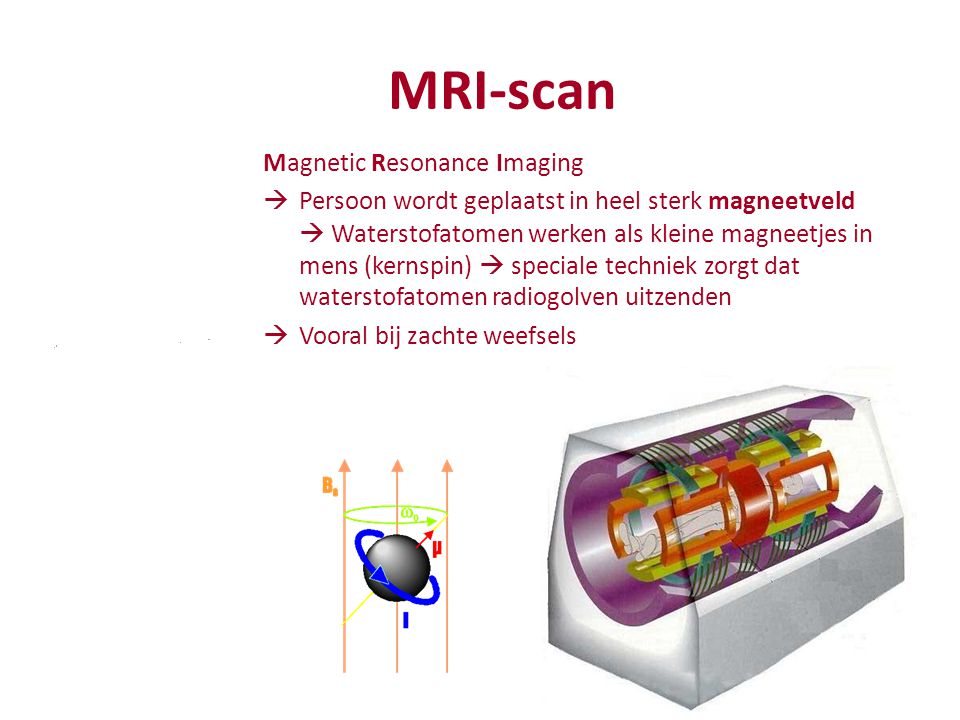 MRI-scan Magnetic Resonance Imaging