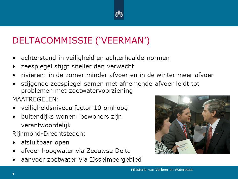 DELTACOMMISSIE ('VEERMAN')
