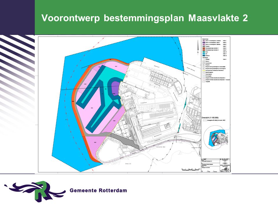 Voorontwerp bestemmingsplan Maasvlakte 2