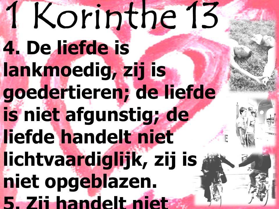 1 Korinthe 13