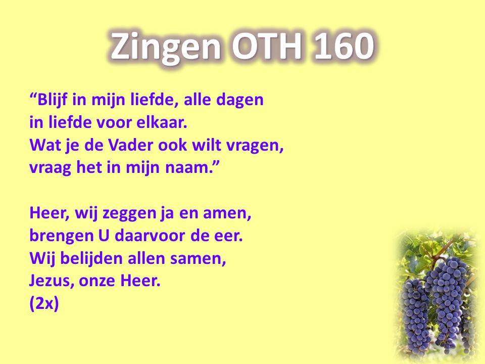 Zingen OTH 160