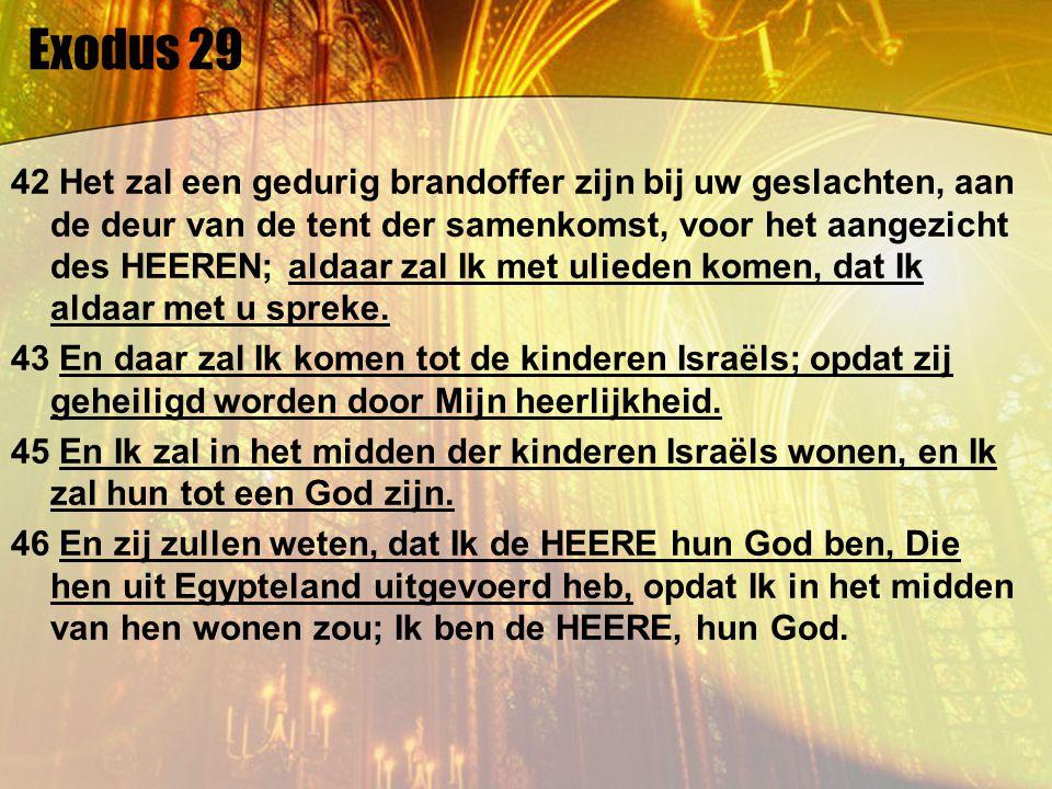 Exodus 29