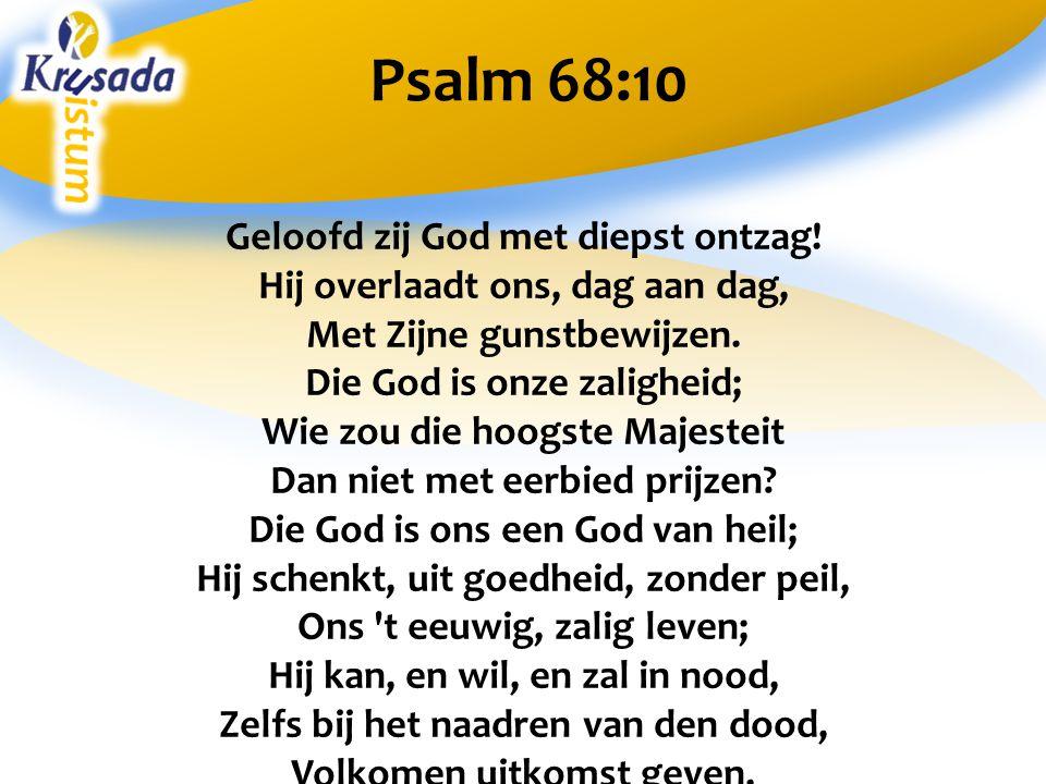 Psalm 68:10