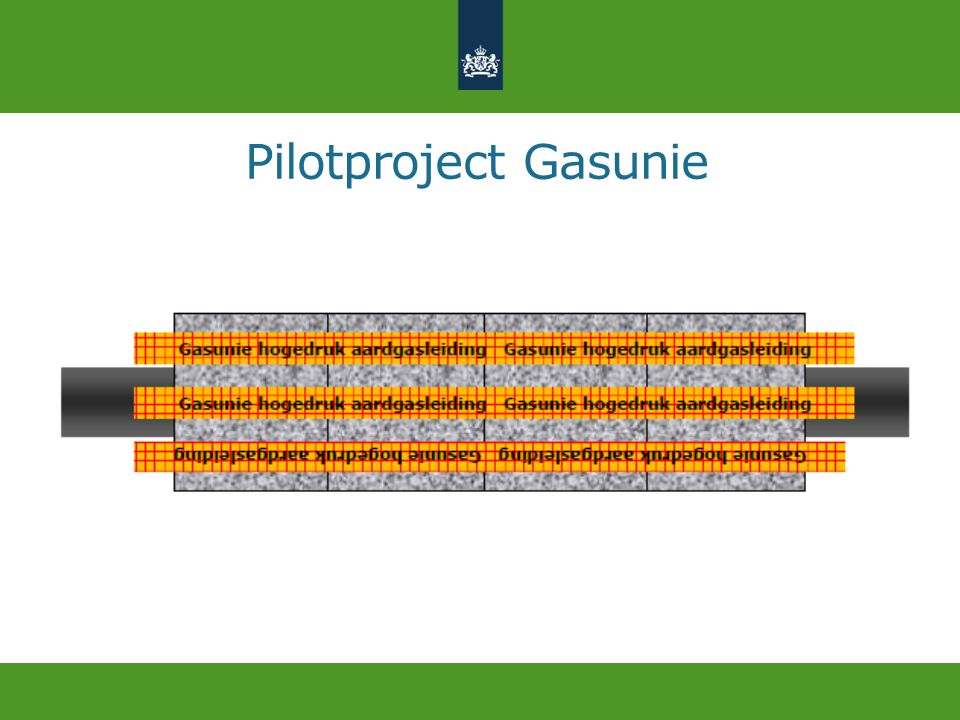Pilotproject Gasunie