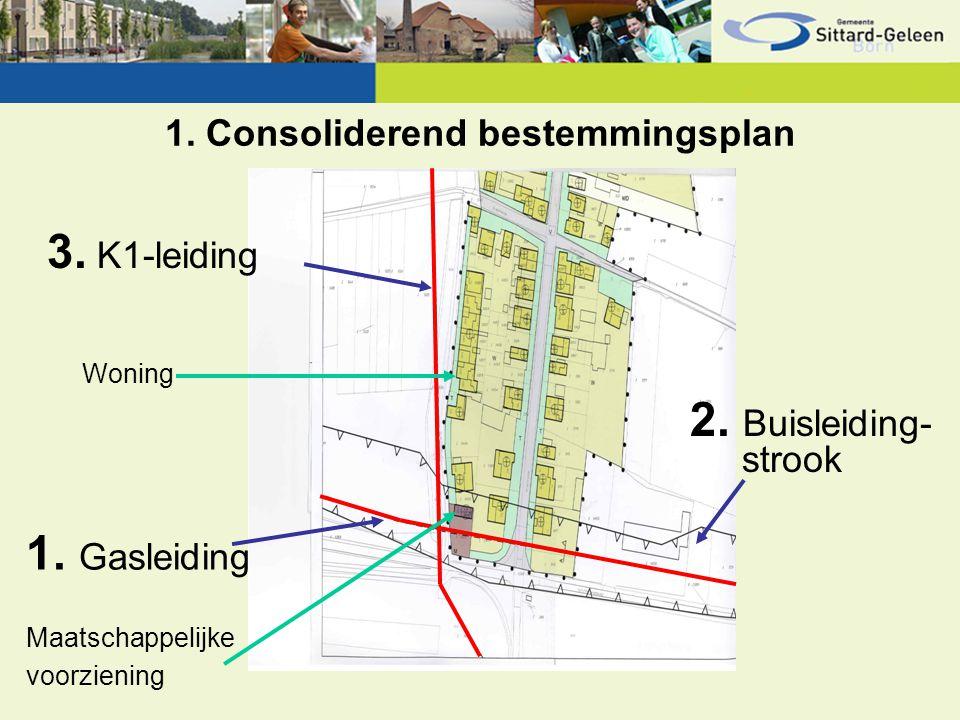 1. Consoliderend bestemmingsplan